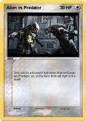 Alien vs