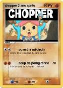 chopper 2 ans