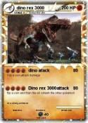 dino rex 3000