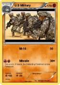 U.S Military