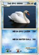 THE EPIC SWAN