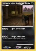 rottweiler sims