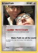 AJ and Faith