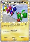 4 yoshis