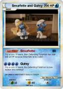 Smurfette and