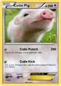 Cutie Pig