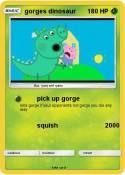 gorges dinosaur