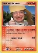 Henk van der