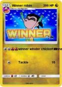Winner robin