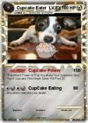 Cupcake Eater