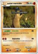 soldat marmotte