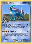 Suicune Ultime