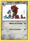 Zoroark vs