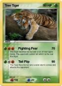 Tree Tiger