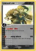 Link/wolf Link