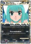 Mew Pierce