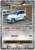 Pokémon-Car