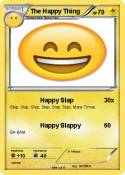The Happy Thing