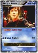 Percy vs Roman