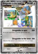 Dragonite is