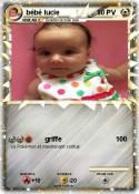 bébé lucie