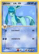 glaceon LVL .
