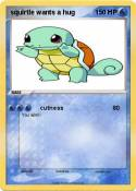 squirtle wants