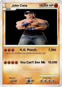 John Cena 10,