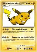 Pikachu Special