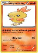 shiny torchic