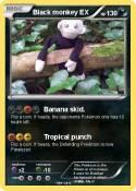 Black monkey EX