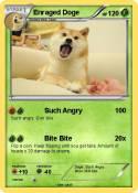 Enraged Doge