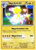 Mega Sonic-EX