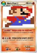 Mario Pixel 2