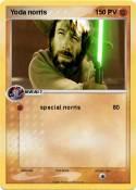 Yoda norris