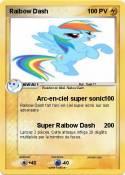 Raibow Dash