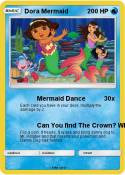 Dora Mermaid