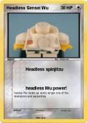 Headless Sensei