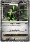 MW3 soldier