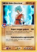 MEGA Goku Dios