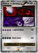 Darkrai vs