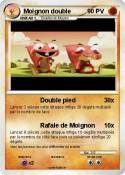 Moignon double