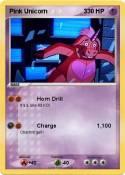 Pink Unicorn 3