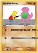 Bart Kills