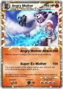 Angry Mother