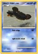 CRAZY FISH!