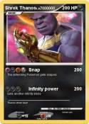 Shrek Thanos