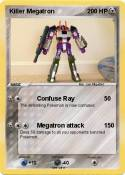 Killer Megatron