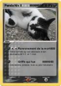 Panda Niv X