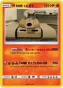 M tank cat EX